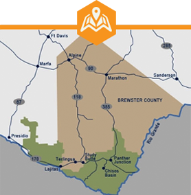 Getting Here Visit Big Bend Guides for the Big Bend Region of Texas