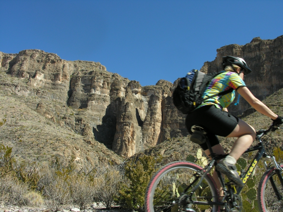 Bicycles Visit Big Bend Guides For The Big Bend Region