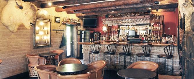 White Buffalo Bar