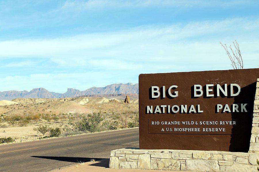 Big Bend National Park Food