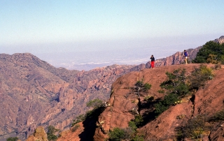 Chisos Mountains