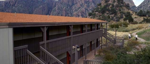 The Chisos Mountains Lodge & Cabins