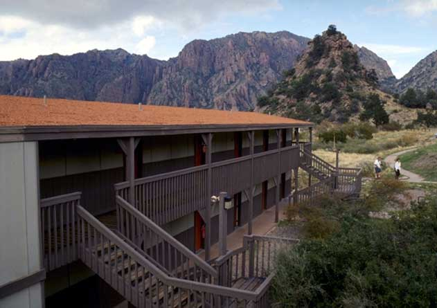 The Chisos Mountains Lodge Amp Cabins Visit Big Bend