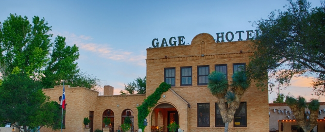 Gage Hotel Resort and Spa