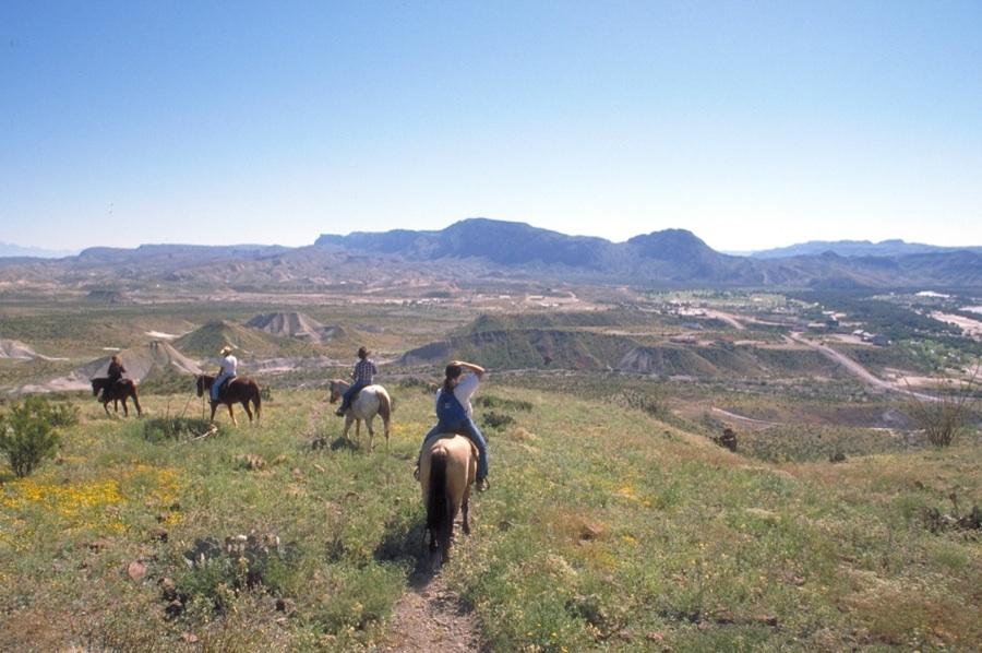 Horseback Riding - VisitBigBend - Guides for the Big Bend ...