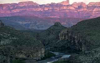 Lower Canyons