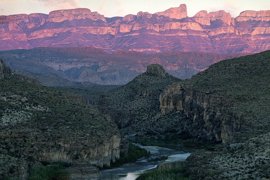 Big Bend By Night Tours