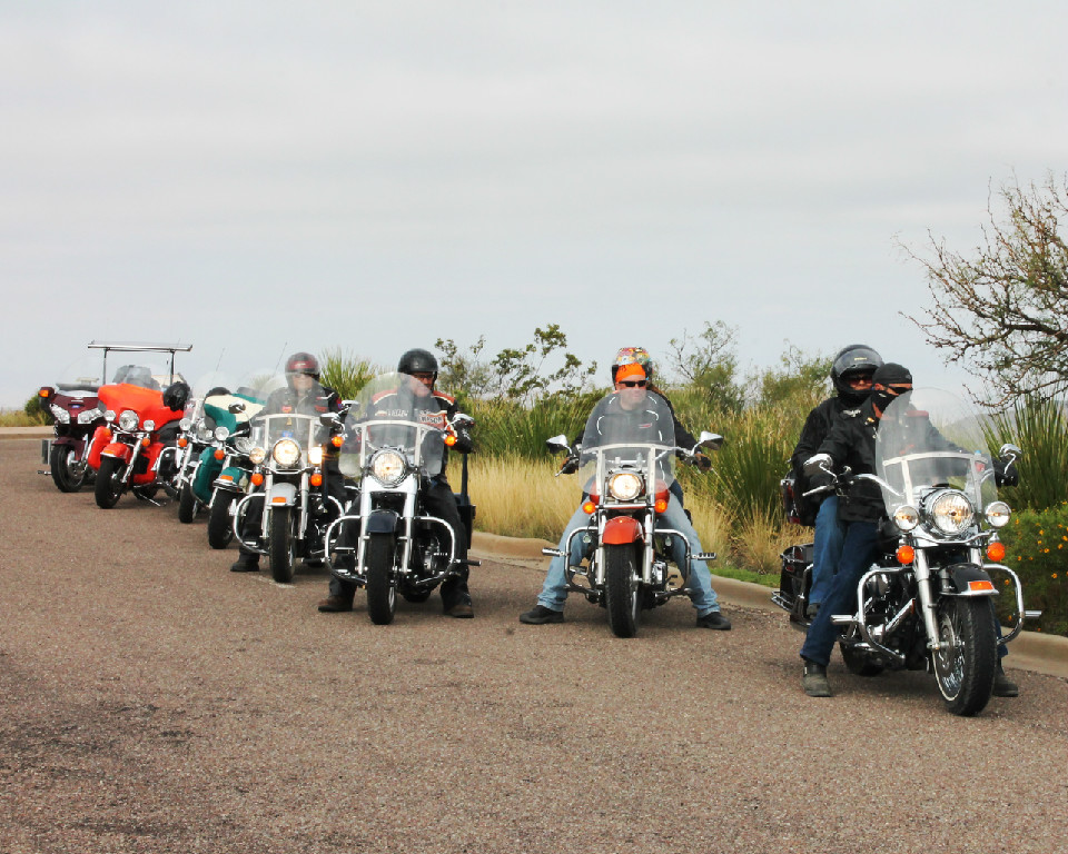 """Ride 4 Trails"" Motorcycle Rally - Visit Big Bend - Guides ..."