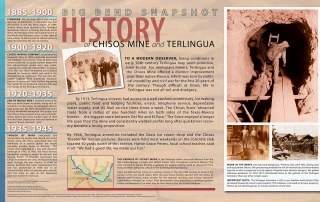 Chisos Mine and Terlingua