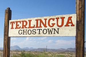 Terlingua Ghostown Lodging