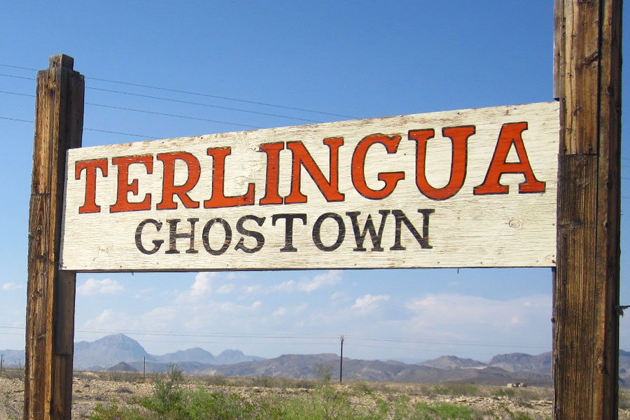 Terlingua Ghostown Lodging