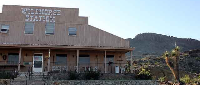 Wild Horse Station