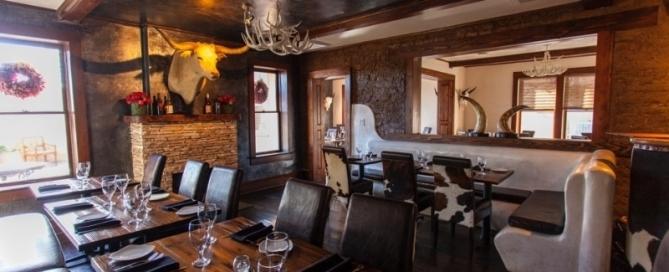 The 12  Gage Restaurant