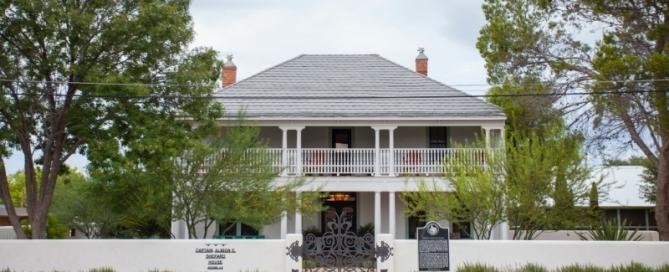 Captain Shepard House