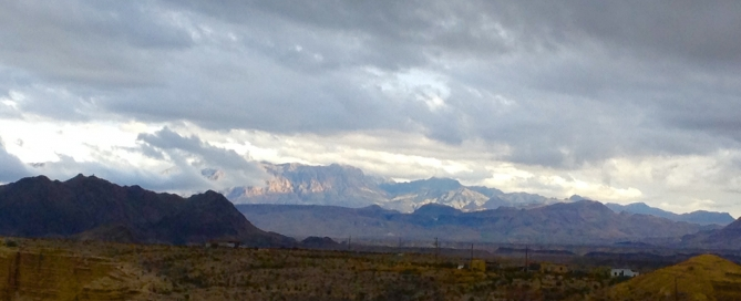 Remembering That First Big Bend Experience