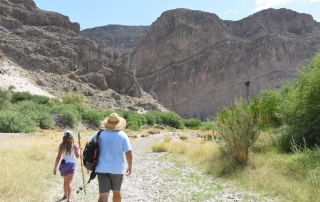 Cool it Big Bend style