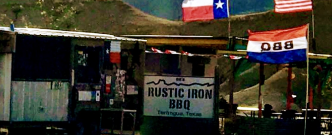 DB's Rustic Iron BBQ
