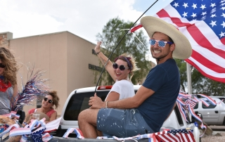 Big Bend 4th of July Parades