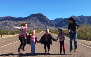 Hiking Trails for Young Children in Big Bend National Park