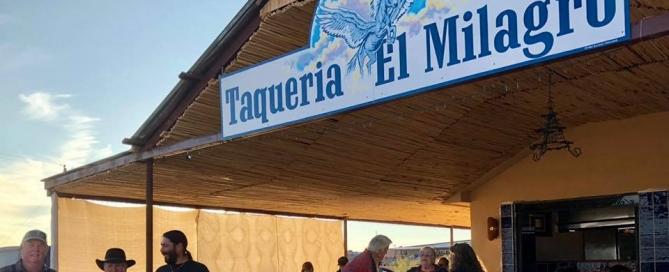 Taqueria El Milagro